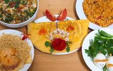 500 anh em khoe tài bếp núc: Đã biết nấu ăn thì không sợ ế