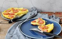 Thêm một kiểu chiên trứng vừa ngon vừa đẹp bạn cần thử ngay