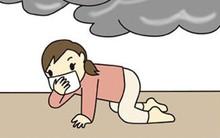 Xử lý đúng cách để tránh ngạt khói và sơ cứu nạn nhân ngạt khói kịp thời trong đám cháy ở chung cư cao tầng