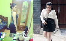 Sảy thai 2 lần, lại tăng từ 52 kg lên tận 75 kg, cô vợ trẻ còn bị thiên hạ gièm pha