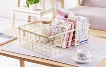7 mẫu giỏ đựng đồ làm tăng thêm vẻ đẹp sang trọng cho nhà của bạn