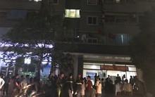 Hà Nội: Nửa đêm nghe tiếng hô cháy, nhiều cư dân hốt hoảng bỏ chạy từ tầng 18