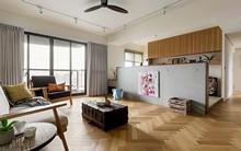 Cải tạo căn hộ đổ nát thành không gian tối giản và ấm áp theo phong cách