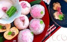 11 món ngon đẹp đến không nỡ ăn, rất phổ biến trong mùa hoa anh đào Nhật Bản