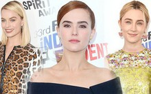 Chẳng cần hở hang, dàn mỹ nhân Hollywood khoe sắc lộng lẫy như các công chúa trên thảm xanh