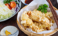 Người Nhật làm gà chiên giòn kiểu này ăn ngon