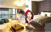 Cận cảnh hai căn biệt thự hàng chục tỉ đồng của Suzy và nam tài tử Lee Dong Wook