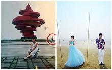 Vô tình tìm thấy bức ảnh của vợ, người chồng kinh ngạc phát hiện sự thật không ai biết