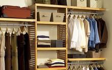 Nếu không muốn tủ quần áo lúc nào cũng lộn xộn, chị em hãy bỏ ngay những thói quen sắp xếp