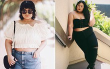 Ai bảo béo không thể mặc đẹp, 4 cô nàng này vẫn cứ tự tin rạng rỡ với gu thời trang chất lừ