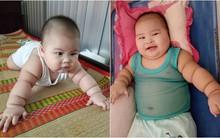 Mới 6 tháng tuổi đã nặng 13kg, cậu bé lớn nhanh như Thánh Gióng được nuôi bằng sữa mẹ hoàn toàn