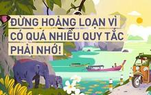 Đến Thái Lan mùa lễ hội Songkran, hãy ghi nhớ 10 điều du khách không nên làm tại đất nước này