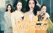 Nam Em diện váy hoa sến sẩm, Elly Trần