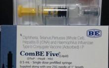 Việt Nam thay thế Vắc xin ComBe Five vào tiêm chủng mở rộng