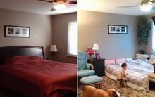 Gia đình Việt ở Mỹ tự tay biến ngôi nhà đơn sơ thành không gian tiện ích đẹp mắt đáng mơ ước