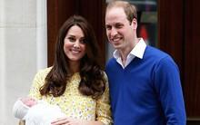 CẬP NHẬT: Công nương Kate vừa hạ sinh hoàng tử nặng 3,8kg, nhà cái Anh đưa ra dự đoán tên của tiểu hoàng tử