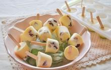 Nắng lên làm ngay kem vani mini siêu cute