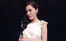 Dân mạng ngỡ ngàng khi Hoa hậu Kỳ Duyên khoe bụng bầu ở tháng thứ 5