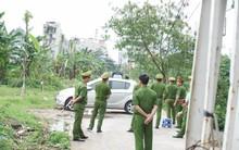 Thực nghiệm hiện trường vụ nam sinh viên bị giết rồi vứt xác phi tang trong bụi chuối