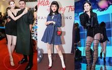 Những trường hợp sao Việt phá hỏng cả bộ trang phục chì vì... một đôi giày