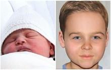 Hình ảnh phỏng đoán diện mạo tương lai của Hoàng tử út Louis khiến nhiều người thích thú