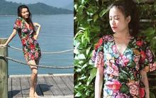 Khi Hà Hồ và Hoàng Thùy Linh cùng mặc một chiếc váy, thật khó để chọn ai xuất sắc hơn ai