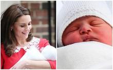 Ít ai biết rằng, con thứ 3 của công nương Kate đáng lẽ không được làm hoàng tử