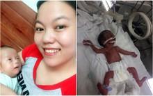 Hành trình kỳ diệu của bà mẹ bị tiền sản giật có nguy cơ đình chỉ thai nhưng đánh cược mọi giá sinh con ở tuần 27