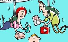 Bạn khỏe mạnh hay lắm bệnh tật, chính cách nuôi dạy con cũng ảnh hưởng tới điều đó