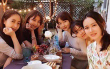 Son Ye Jin đẹp ai cũng biết nhưng không ngờ hội bạn thân lại cũng toàn