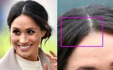 Một chi tiết rất nhỏ cho thấy Meghan Markle cũng bắt đầu lộ dấu hiệu của phụ nữ