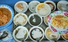 3 món đã ăn là bát đĩa phải chất thành chồng cao chót vót ở Sài Gòn