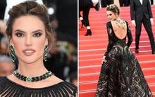 Thảm đỏ Cannes những ngày qua không thiếu công chúa nhưng phải tới hôm nay,
