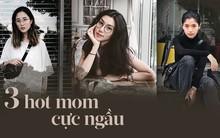 3 bà mẹ trẻ không những xinh đẹp mà còn cực cá tính khiến giới trẻ mê mệt