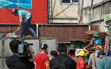 Hà Nội: Bắt đầu cưỡng chế 42 cơ sở kinh doanh trên mặt đường Nguyễn Khánh Toàn