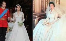 Trước thềm đám cưới của Hoàng tử Harry và Meghan Markle, điểm lại 13 mẫu váy cưới Hoàng gia khiến người người mê mẩn