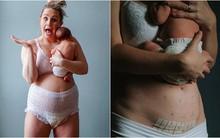Không cần tự ti về cơ thể của mình nữa, đây mới chính là hiện thực sau sinh các mẹ cần biết