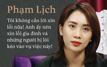 Phạm Anh Khoa dọa kiện, Phạm Lịch lên tiếng: Anh Khoa từng cố gặp tôi 2 lần để dàn xếp, vợ anh ấy đã chịu đựng rất nhiều!