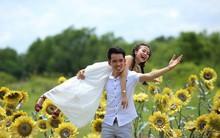 Từ trò đùa xem bói, cô gái cao 1m33 cưới được chồng như ý