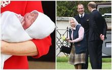 Nữ hoàng Anh cuối cùng đã đến thăm hoàng tử mới sinh và chuẩn bị món quà bất ngờ