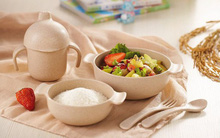 Những món đồ gia dụng nhỏ xinh trong bếp làm từ lúa mạch vô cùng thân thiện với môi trường