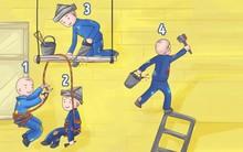 Dự đoán ai là người gặp nguy hiểm đầu tiên, bạn sẽ biết mình giữ vai trò gì trong một nhóm