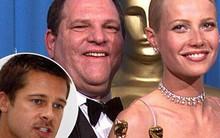 Phẫn nộ vì bạn gái bị quấy rối, Brad Pitt xô