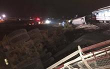 Hành khách vụ tai nạn lật tàu hỏa tại Thanh Hóa: