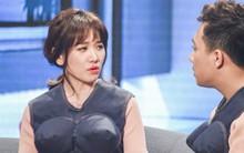 Hari Won đứng hình khi bị nhắc về 3 mối tình trước đây của Trấn Thành