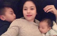 """Mới sinh con được 6 tháng, hot mom Hằng túi lại """"dính"""" bầu, sắp sửa thành mẹ 4 con?"""