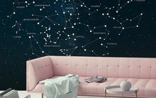 Ý tưởng thú vị trang trí nhà với những chòm sao siêu xinh và ấn tượng