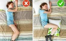 Các tư thế ngủ đúng được nhiều người yêu thích vì thoải mái mà không gây hại cho sức khỏe