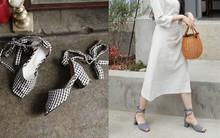 4 kiểu sandals hè vừa thoáng chân lại vừa giúp bạn khắc phục nhiều nhược điểm