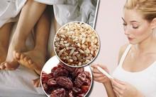 8 loại thực phẩm cần tránh nếu bạn đang cố gắng để có thai